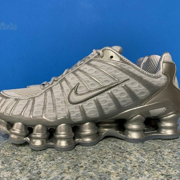 Nike Shox TL Fuel Orange AR3566-101 Release Date - Sneaker
